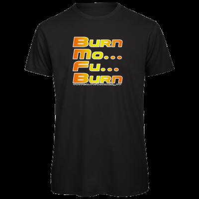 Motiv: Organic T-Shirt - BurnMoFu