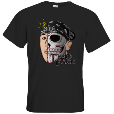 Motiv: T-Shirt Premium FAIR WEAR - Logo weißer