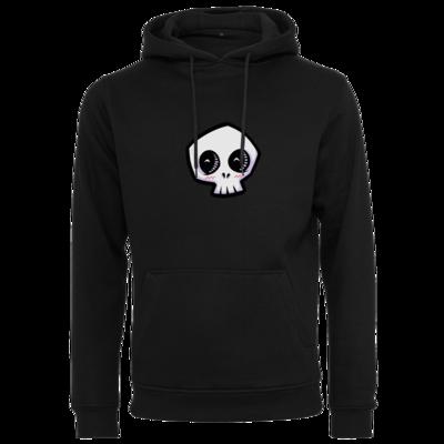 Motiv: Heavy Hoodie - scrumpy - happy skull