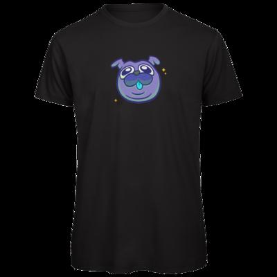 Motiv: Organic T-Shirt - fritzi - cute pug