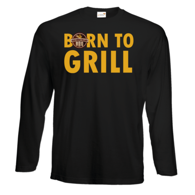 Motiv: Exact 190 Longsleeve FAIR WEAR - Born to grill