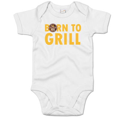 Motiv: Baby Body Organic - Born to grill