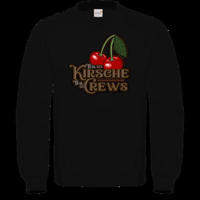 Motiv: Sweatshirt FAIR WEAR - Kirsche und Crews