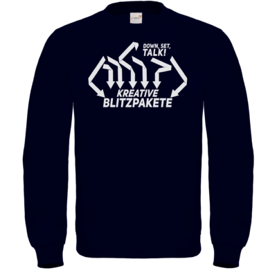 Motiv: Sweatshirt FAIR WEAR - Kreative Blitzpakete