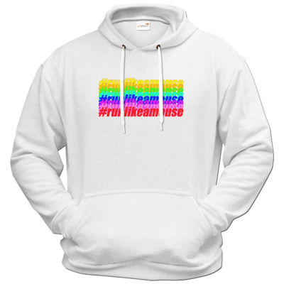 Motiv: Hoodie Premium FAIR WEAR - Hashtag Color