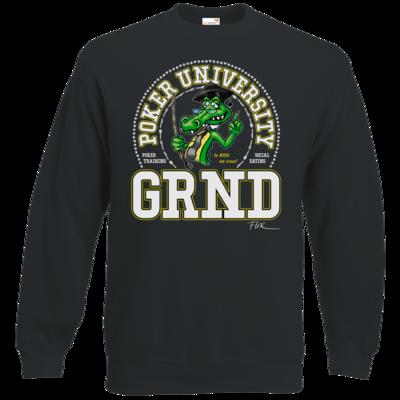 Motiv: Sweatshirt Classic - Kroko University