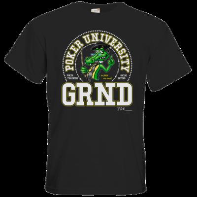 Motiv: T-Shirt Premium FAIR WEAR - Kroko University