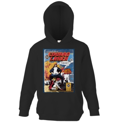 Motiv: Kids Hooded Sweat - Eduard Laser - Freiheit