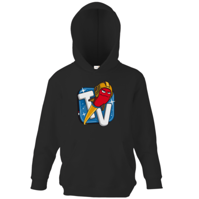 Motiv: Kids Hooded Sweat - Senderlogo