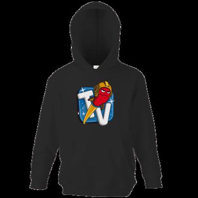 Motiv: Kids Hooded Sweat - Senderlogo