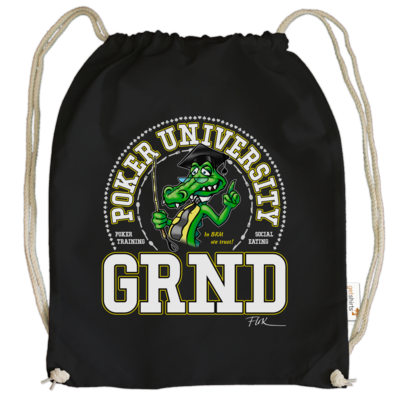 Motiv: Cotton Gymsac - Kroko University