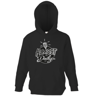 Motiv: Kids Hooded Sweat - Almost Daily