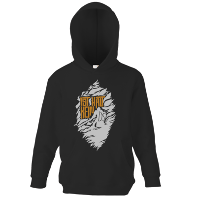 Motiv: Kids Hooded Sweat - Ist halt kein...