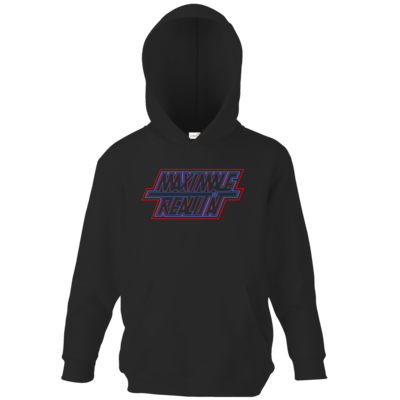 Motiv: Kids Hooded Sweat - Black Series - Maximale Realität