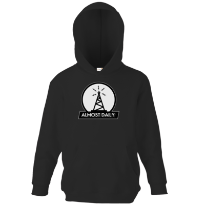 Motiv: Kids Hooded Sweat - Almost Daily - Funk