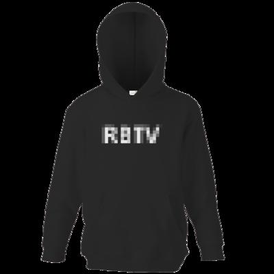Motiv: Kids Hooded Sweat - Pixel 2.0 RBTV