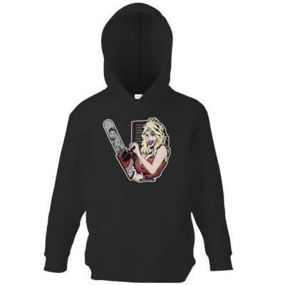 Motiv: Kids Hooded Sweat - Spiele mit Bart - Dolly