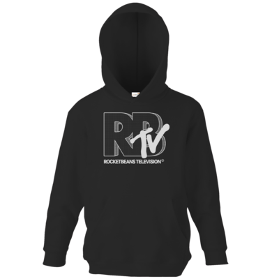 Motiv: Kids Hooded Sweat - MTV Style Dotted