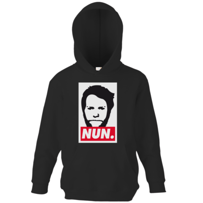 Motiv: Kids Hooded Sweat - Nun