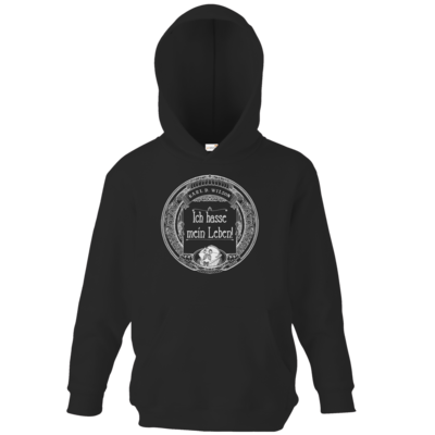 Motiv: Kids Hooded Sweat - Morriton Manor - Wilson