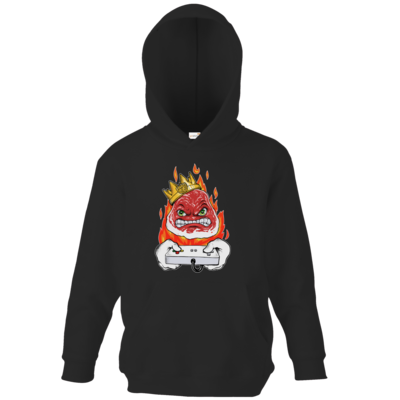 Motiv: Kids Hooded Sweat - Royal Beef 20achtzehn