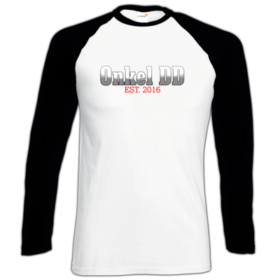 Motiv: Longsleeve Baseball T - Logo
