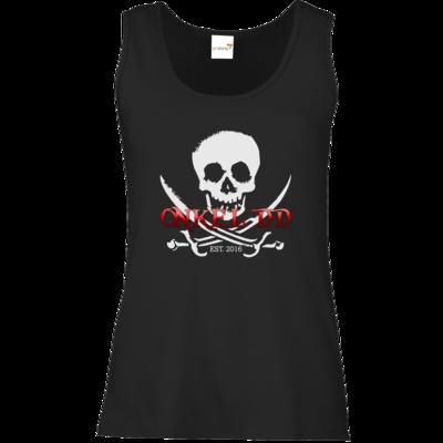 Motiv: Tank Top Damen Classic - Pirat