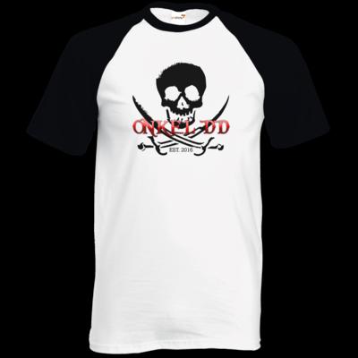 Motiv: TShirt Baseball - Pirat