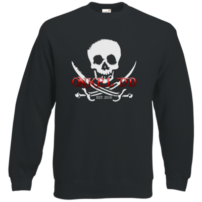 Motiv: Sweatshirt Classic - Pirat