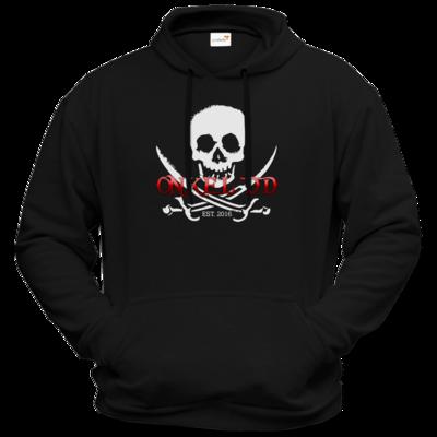 Motiv: Hoodie Premium FAIR WEAR - Pirat