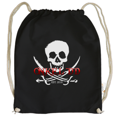 Motiv: Cotton Gymsac - Pirat