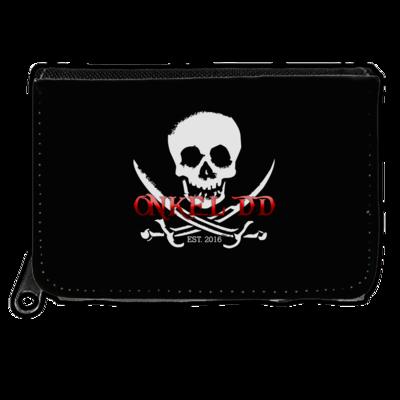 Motiv: Geldboerse - Pirat