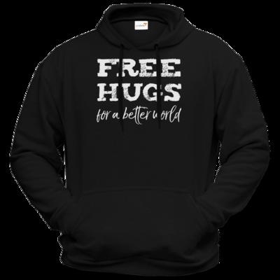 Motiv: Hoodie Premium FAIR WEAR - Free Hugs #01