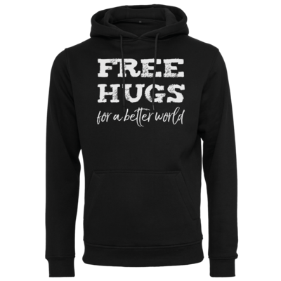 Motiv: Heavy Hoodie - Free Hugs #01