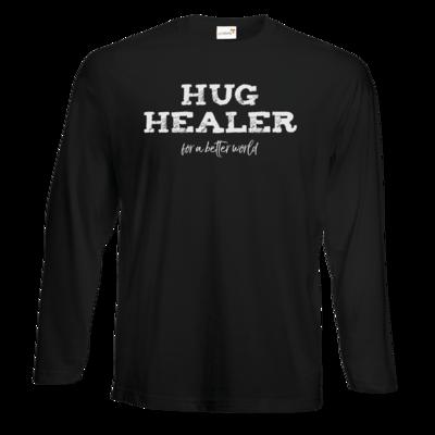 Motiv: Exact 190 Longsleeve FAIR WEAR - Hug Healer #01