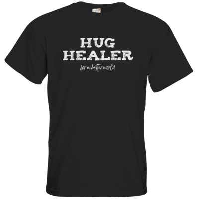 Motiv: T-Shirt Premium FAIR WEAR - Hug Healer #01