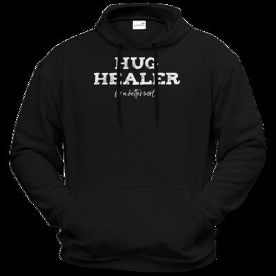 Motiv: Hoodie Premium FAIR WEAR - Hug Healer #01