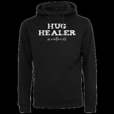Motiv: Heavy Hoodie - Hug Healer #01