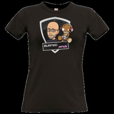 Motiv: T-Shirt Damen Premium FAIR WEAR - BurnedMinze