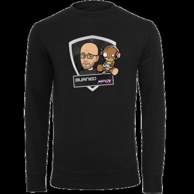 Motiv: Light Crew Sweatshirt - BurnedMinze