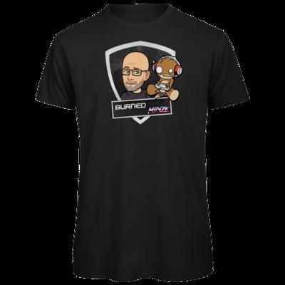 Motiv: Organic T-Shirt - BurnedMinze