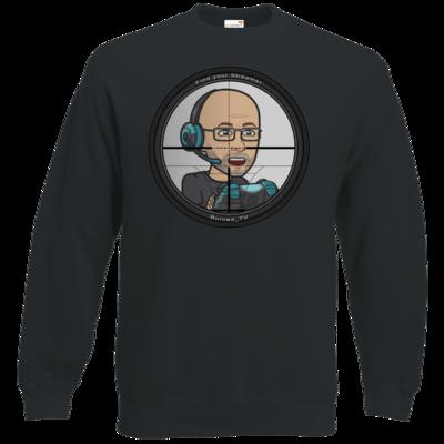 Motiv: Sweatshirt Classic - BurnedScopeStreamer