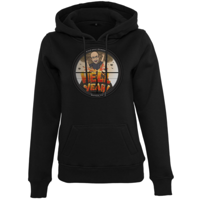 Motiv: Womens Heavy Hoody - BurnedHellScope