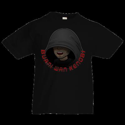 Motiv: Kids T-Shirt Premium FAIR WEAR - BurniWanKenobi