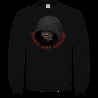 Motiv: Sweatshirt FAIR WEAR - BurniWanKenobi