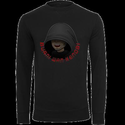 Motiv: Light Crew Sweatshirt - BurniWanKenobi