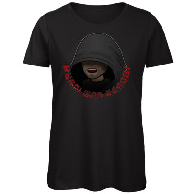 Motiv: Organic Lady T-Shirt - BurniWanKenobi