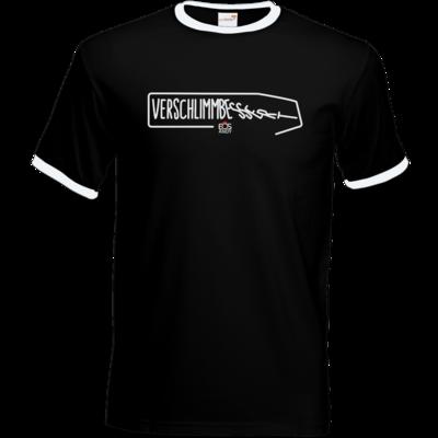 Motiv: T-Shirt Ringer - Verschlimmbessert