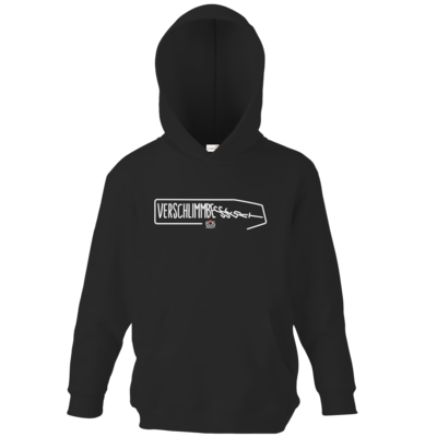 Motiv: Kids Hooded Sweat - Verschlimmbessert