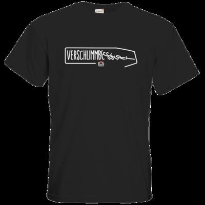 Motiv: T-Shirt Premium FAIR WEAR - Verschlimmbessert